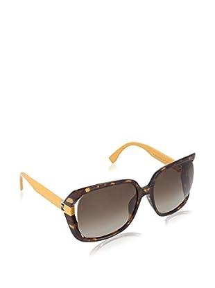 Fendi Sonnenbrille FF0053/SHAMKS senf