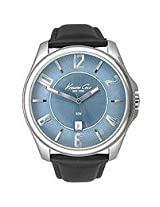 Kenneth Cole Analog Blue Dial Men's Watch KC1569BL