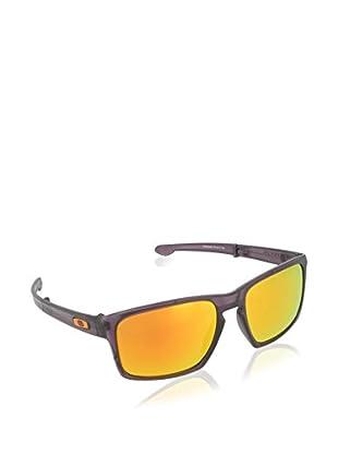 OAKLEY Sonnenbrille Polarized Sliver F (57 mm) dunkelgrau