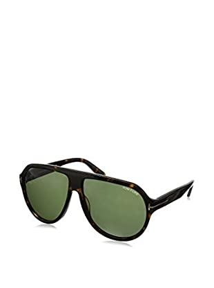 Tom Ford Sonnenbrille FT0464 (61 mm) dunkelbraun