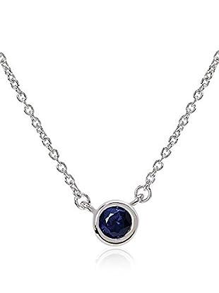 Divas Diamond Collar Diamond Sapphire