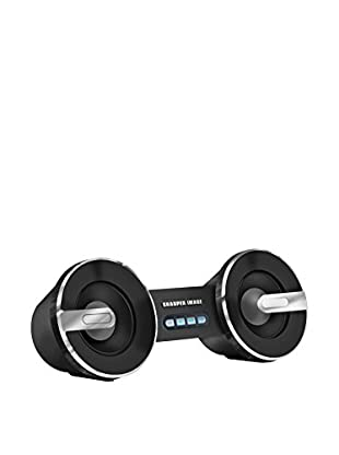 Sharper Image Cosmo Bluetooth Speaker with Built-In MIC, Black
