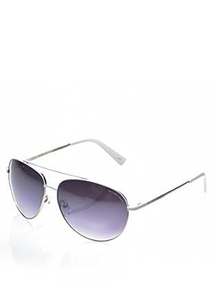 MICHAEL KORS Sonnenbrille M3403S_103 silberfarben/weiß