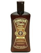 Hawaiian Tropic Dark Tanning Oil 8 oz. (3-Pack)