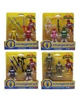 Fisher Price Imaginext Power Rangers Complete Figure Bundle