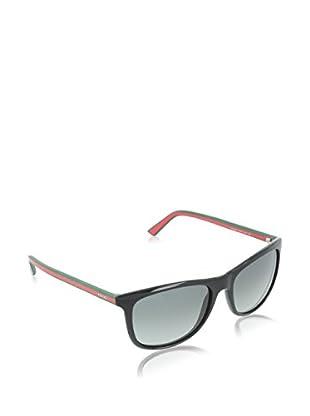 GUCCI Gafas de Sol 1055/ S VK 51N (55 mm) Negro