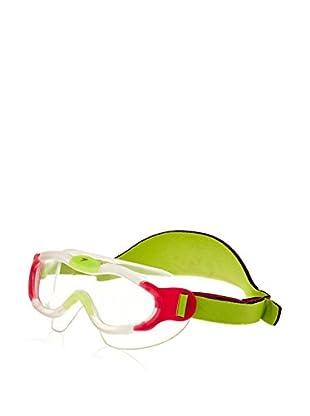 Speedo Schwimmbrille Sea Squad Mask Ju limette/pink