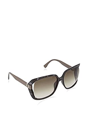 Fendi Gafas de Sol 0053/S MLS/DB (60 mm) Negro