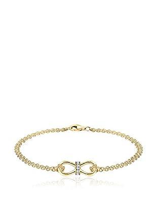 Goldhimmel Armband Infinity