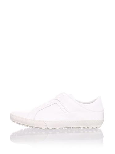 Calvin Klein Men's Sneaker (White)