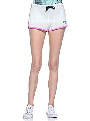 Converse Shorts Mesh Lady (Blanco / Rosa)