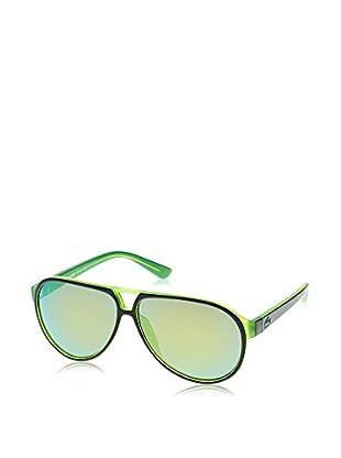 Lacoste Sonnenbrille L714S5911135 (59 mm) grün/schwarz