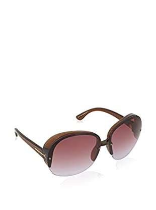 Tom Ford Sonnenbrille FT0458-48Z68 (68 mm) braun