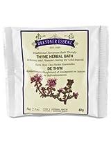 Dresdner Thyme Herbal Bath 2.1oz bath