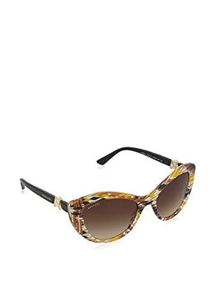 Bulgari Gafas de Sol 8168B 537713 (53 mm) Marrón / Negro