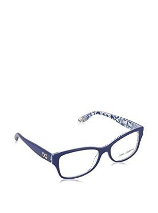 Dolce & Gabbana Gestell 3204 2992 (55 mm) blau