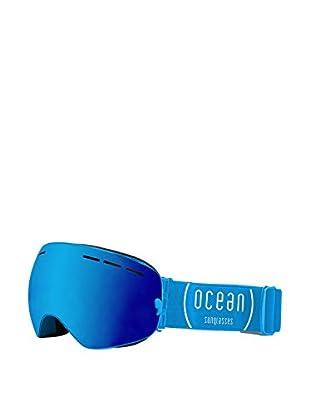 Ocean Skibrille Cervino blau