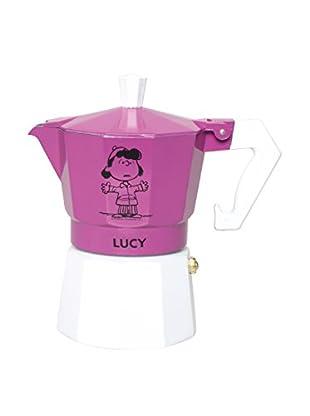 Molecuisine Mokkakanne Peanuts Lucy pink