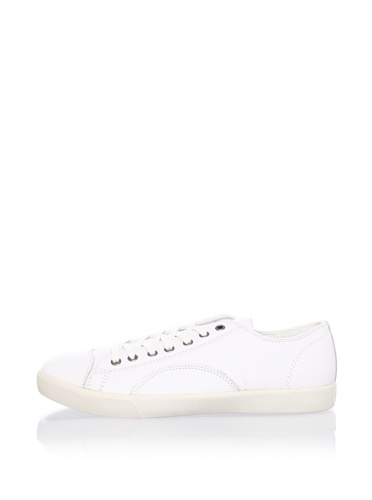 Generic Surplus Men's FG Leather Hunting Low-Top (White)