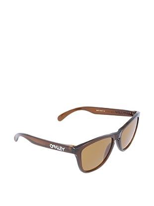 Oakley Gafas de Sol Frogskins Marrón
