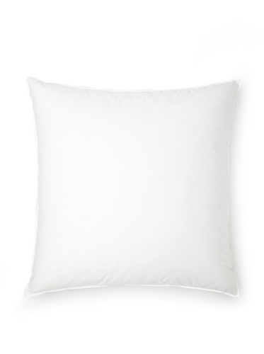Cloud Nine Comforts Resort Suite Euro Pillow (White)