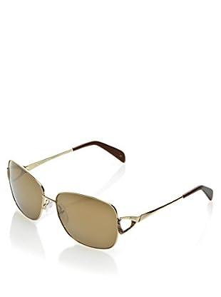 Emilio Pucci Sonnenbrille EP128S goldfarben