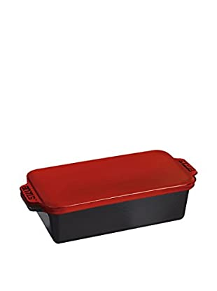 Staub 1.5-Quart Loaf Pan, Red