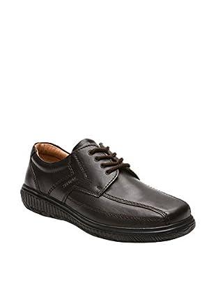 Zerimar Zapatos con Cordones piel
