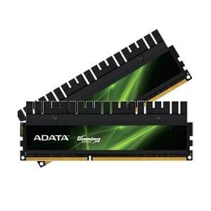 【クリックで詳細表示】A-DATA〈XPG Gaming series〉DDR3-1866 4GB×2枚組 240pin Unbuffered DIMM AX3U1866GC4G9B-DG2