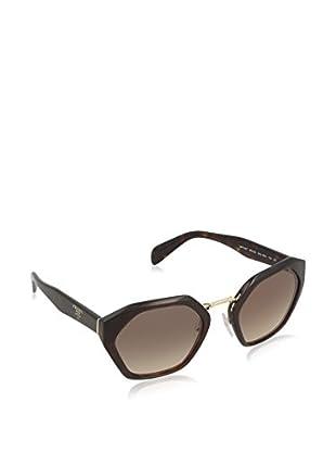 Prada Gafas de Sol 04TSSUN_2AU3D0 (55 mm) Marrón