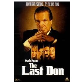 The Last Don [VHS] [Import]