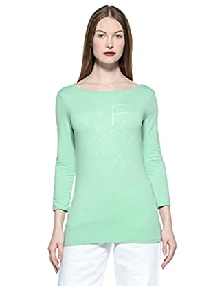Ferrè Camiseta Manga Larga (Verde)