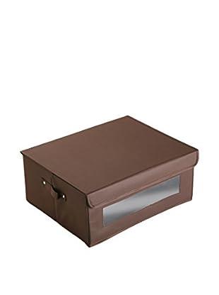 ZINGS Aufbewahrungsbox XL braun