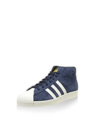 adidas Hightop Sneaker Pro Model Vintage Dlx