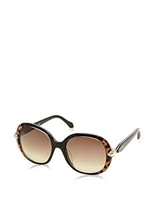 Roberto Cavalli Sonnenbrille 875S-_05F-56 (56 mm) braun