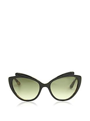 Moschino Gafas de Sol 73002 (56 mm) Negro