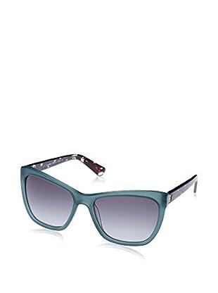 Calvin Klein Gafas de Sol Ck7953S (58 mm) Azul Petróleo