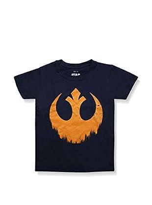 Star Wars T-Shirt Distressed Rebel Logo