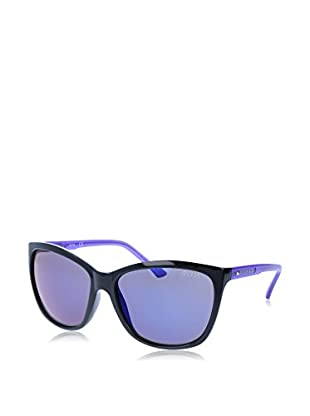 GUESS Sonnenbrille 7308 (60 mm) schwarz/blau