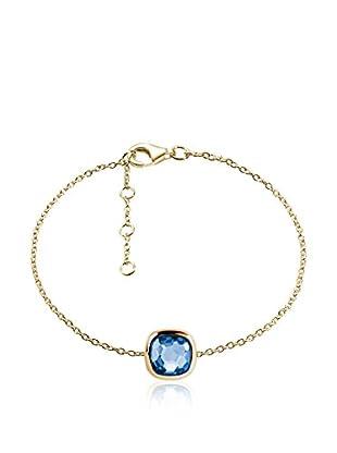 DI GIORGIO PARIS Armband Dgm51Tz vergoldetes Silber 18 Karat