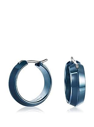 Esprit Steel Ohrringe blau