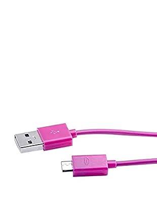 imperii Cable Usb - Micro Usb Fucsia