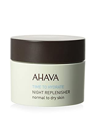 AHAVA Time to Hydrate Night Replenisher for Normal to Dry Skin, 1.7 fl. oz.