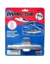 Diving Submarine Original Baking Powder Powered Sub