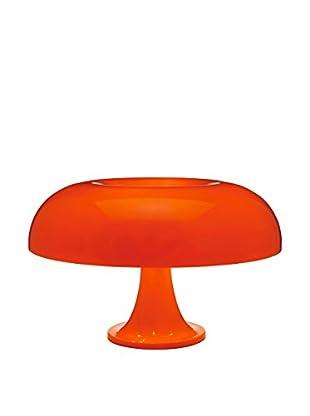 Artemide Tischlampe Nesso orange Ø54 H 44 cm