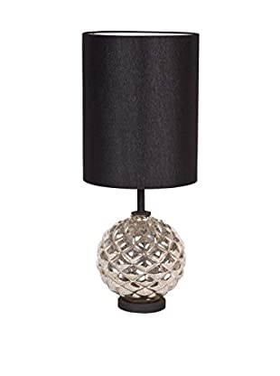 Mercana Beauclerk 1-Light Table Lamp, Silver