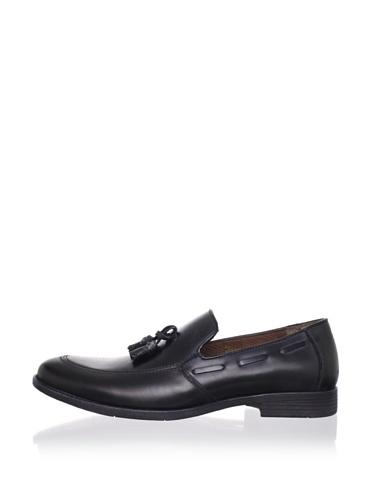 Robert Wayne Men's Calahan Loafer (Black)