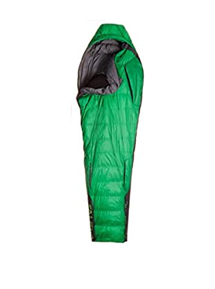 SALEWA Saco de Dormir Phantom -1 Xl Sb Right Verde