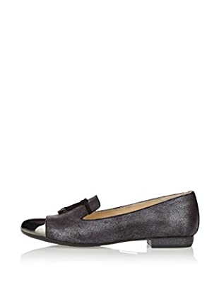 Lotus Slippers Crest (Gris)
