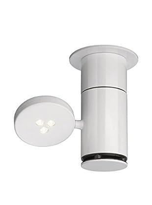 Lirio Lámpara De Techo Lir Torno Blanco